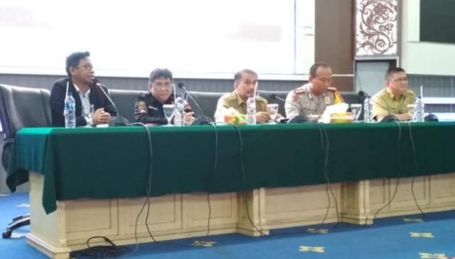 Pemkot Manado gelar Rakor Penanganan Konflik jelang Pemilu 2019,