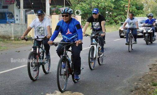 Partai Demokrat Gelar Sabtu Si4P di Minahasa