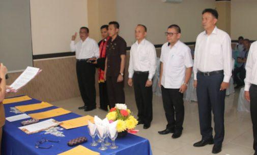 Montolalu Nahkodai PD Pasar Tomohon, PAD Harus Mampu Dipacu