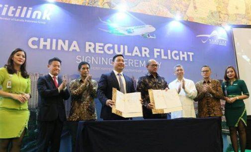 Makin Eksis, Citilink Indonesia Menambah Ramai Langit China