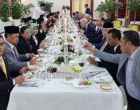 Stefanus Liow Hadiri Peringatan 100 Tahun Parlemen Azerbaijan