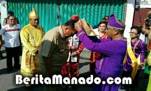 OLLY DONDOKAMBEY Resmi Buka Festival Pesona Sangihe 2018 dan Konas XII FKPKB-PGI
