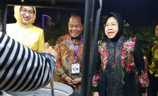Wali Kota Bitung Hadir di Welcome Dinner UCLG Aspac dan Nikmati Jamuan Wali Kota Risma