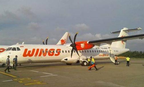 Wujudkan Momen Traveling Lebih Kekinian, Wings Air Datangkan Pesawat Baru ATR 72-600