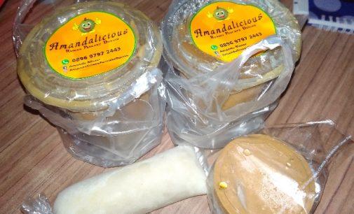 Lezat, Kolak Kacang Hijau Durian Amandalicious Laris Manis