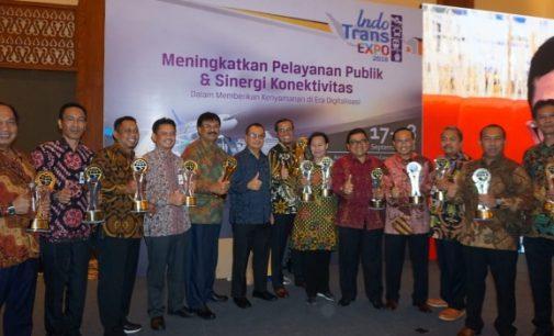 Tiga Belas Bandara Angkasa Pura I Raih Penghargaan Pelayanan Prima dari Kementerian Perhubungan