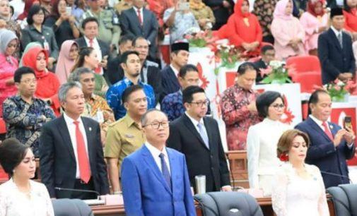 Mor Bastiaan dan Bart Assa Hadiri Pelantikan Lima Kepala Daerah Hasil Pilkada Serentak