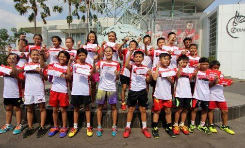 23 Atlet Raih Djarum Beasiswa Bulutangkis 2018, 1 Dari Manado