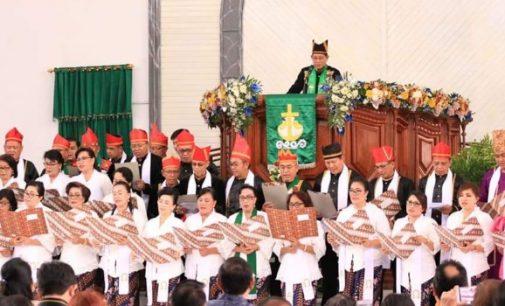 Pengucapan Manado, VICKY LUMENTUT Pimpin Ibadah di GMIM Bethel Winangun