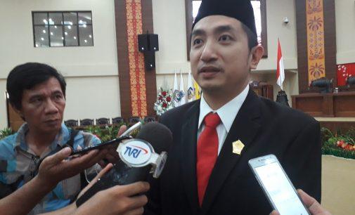 Paripurna DPRD Sulut, Audy Wongkar Resmi Gantikan Ivone Bentelu
