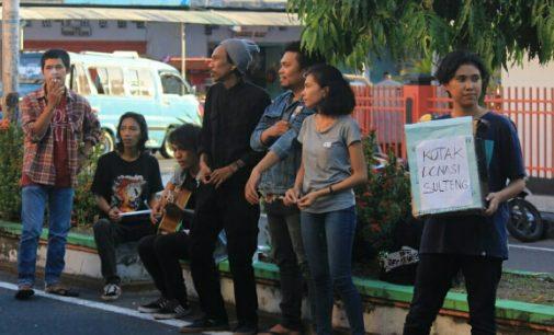 Pemuda Sangihe Galangkan Dana Untuk Bencana Alam di Palu dan Donggala