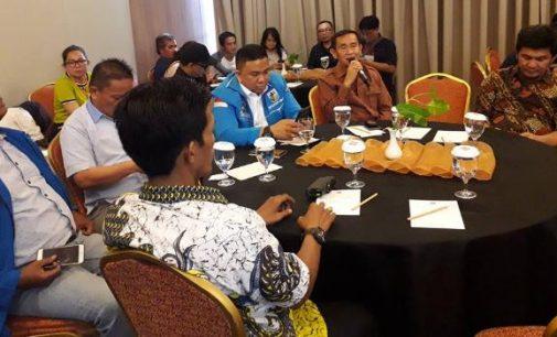 Ferdinand Mewengkang Nilai Kinerja KPU dan Bawaslu masih On the Track, Tapi..