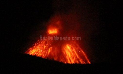 Ini Harapan Ivonne Andries Pasca Erupsi Gunung Soputan