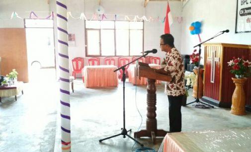 Pelaksanaan Sidang BPL IV KGMPI Se-Indonesia Dibuka