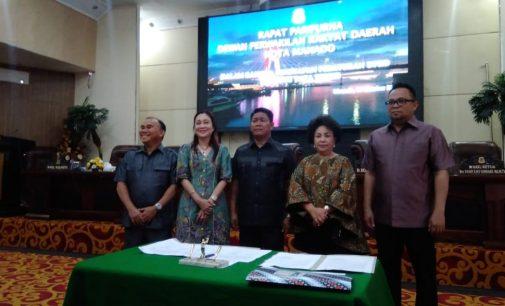 Nortje Van Bone dan Lily Binti Srikandi DPRD Manado Sarat Pengalaman