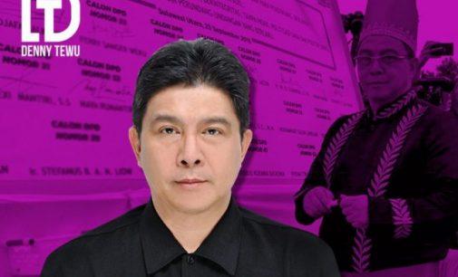 PROFIL TOKOH: Denny Tewu, Junjung Filosofi Sitou Timou Tumou Tou