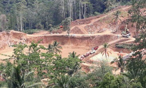 Illegal! WNA Kuasai Tambang Emas Ratatotok, Warga: Tertibkan, Tangkap dan Pulangkan Mereka