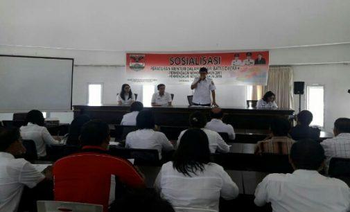 Jocke Legi: Pemdes Wajib Paham dan Tertib Administrasi Batas Daerah