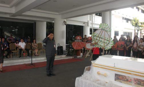 Pemprov Sulut Berterima-kasih kepada Almarhum Nico Lumintang