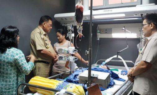 Sempat Dikunjungi Gubernur dan Ketua DPRD Sulut, Jessica Akhirnya Meninggal Dunia