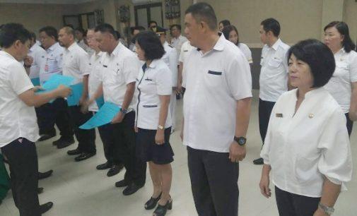 Vonnie Panambunan Rombak Kabinet, 14 Pejabat Eselon II Digeser