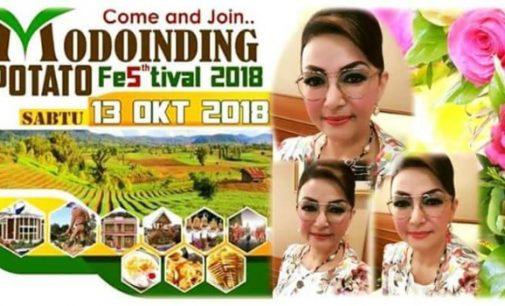 'Modoinding Potato Festival' Masuki Tahun Kelima, Ini Sejumlah Kegiatannya