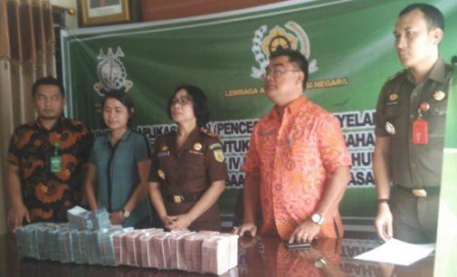 Kejari Minut Selamatkan Rp1,1 Miliar Kerugian Pembangunan RSUD Maria Walanda Maramis