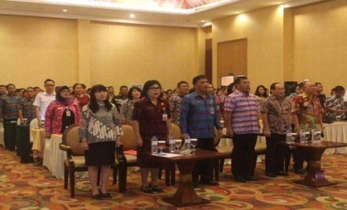 Bart Assa Wakili Vicky Lumentut di Evaluasi SAKIP, Steven Kandouw Apresiasi Nilai Manado