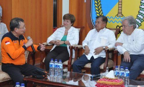 PBB dan Bank Dunia Siap Dukung Pemulihan Sulawesi Tengah