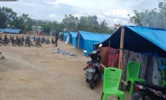 TNI Relokasi Warga Korban Gempa dan Tsunami ke Palu Utara