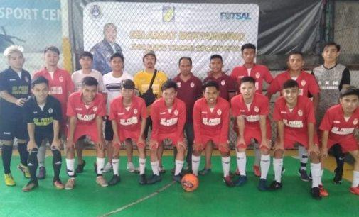 Juara Sulut, AirOne Minut Siap ke Liga Futsal Nusantara