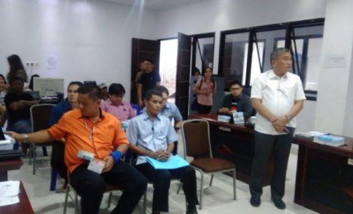 Hearing Komisi B DPRD Manado dengan PD Pasar Alot, Fery Keintjem 'Walk Out'
