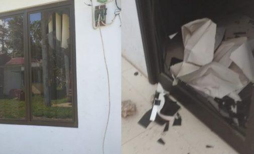 Pelaku Pengrusakan Kantor Damkar Belum Terungkap