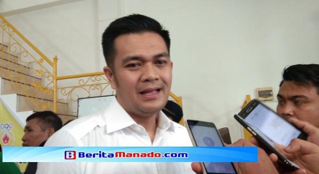 Ketua Umum Panitia Porkab Minsel, James Arthur Kojongian ST, MM