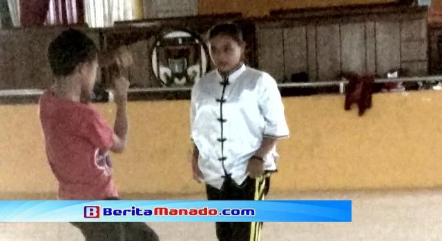 Latihan Wushu Minsel