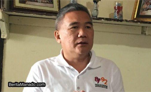 PD Pasar Manado Uji Coba Parkir Elektronik di Pasar Bersehati