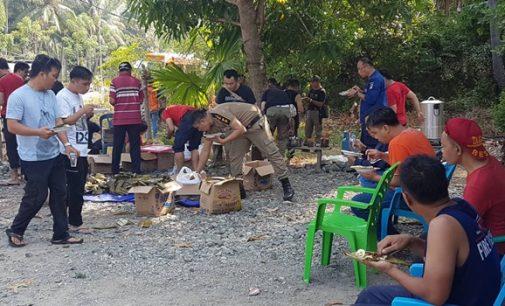 Ini Kisah Separuh Perjalanan Tim Relawan Pemkab Minahasa ke Sulawesi Tengah