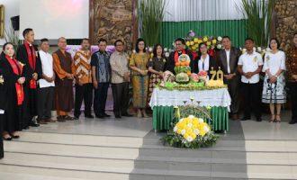 HUT ke-70 Maranatha Paslaten, Eman: Semakin Memotivasi Jemaat
