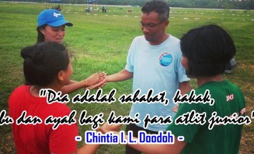 Chintia Doodoh: Kak Petra Sosok Pengganti Peran Orangtua Kami