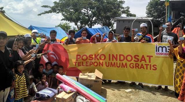 Posko Indosat