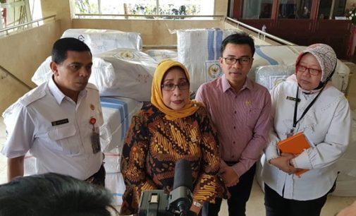 DPD RI Salurkan Bantuan Untuk Korban Gempa dan Tsunami Palu-Donggala