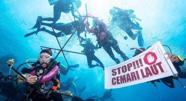 Stop cemari laut