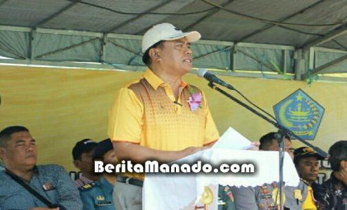 Jabes Gaghana: Awal November Rombongan Sangihe Akan Berangkat ke Sulteng