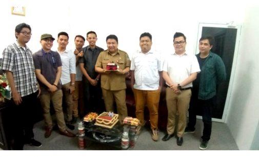 Erwin Kontu Dimata Tim Networking Cerdas Command Center