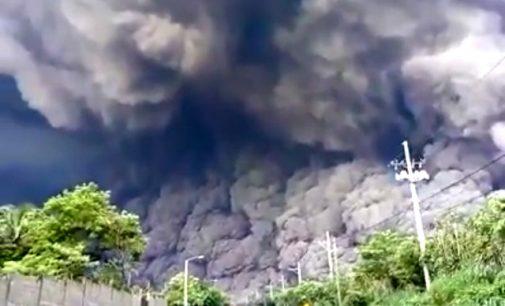 Polda Sulut Minta Masyarakat Stop Bagikan Hoax Soal Gunung Soputan