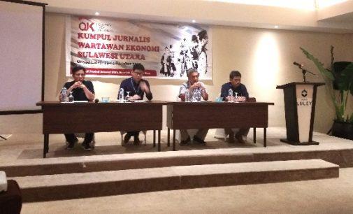 Kumpul Jurnalis Digelar OJK, Fintech Jadi Topik Hangat