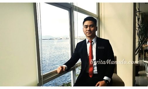 Runner Up 1 Nyong Sulut Ini Putuskan Berkarir di Best Western The Lagoon Hotel