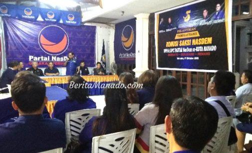 Jadi Partai Besar, Mochtar Parapaga Tegaskan NasDem Tak Main-main Hadapi Pemilu