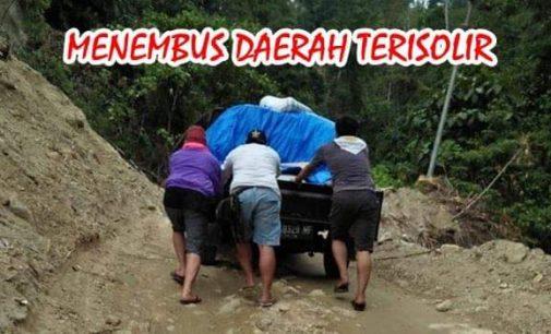 Menembus Daerah Terisolir di Kabupaten Sigi