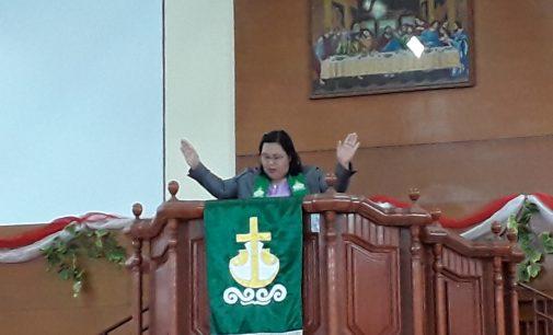 Khotbah Minggu: Jangan Dipolemikan Kedatangan Cawapres Lalu